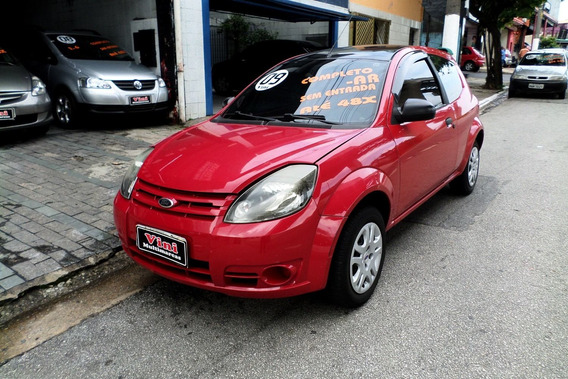 Ford Ka 1.0 Flex 3p 70hp 2009/2009
