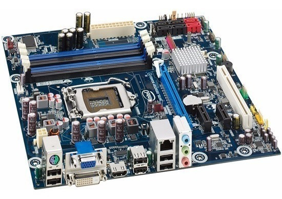 Placa Mae Ddr3, 1156 Dh55tc Intel (nova) !!!