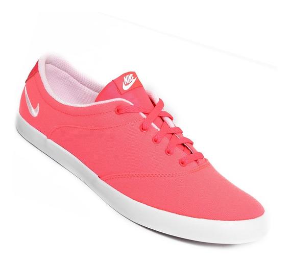 Tênis Mini Sneaker Canvas Rosa Feminino - Original+nfe