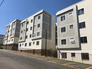 Apartamento Com 2 Quartos Para Alugar No Granja Verde Em Betim/mg - 1266
