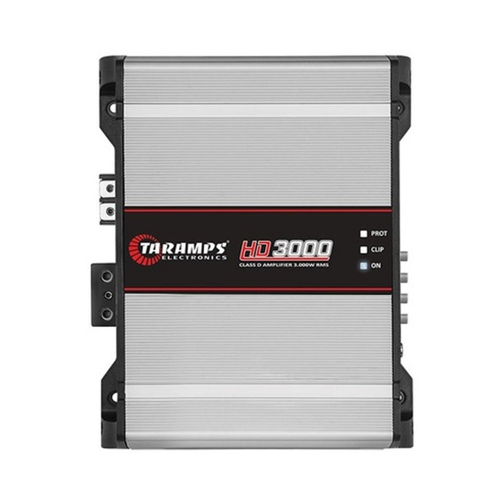 Módulo Amplificador Hd 3000 Classe D 1 Canal 3000w Rms