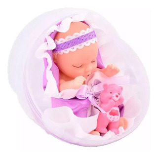 Juguete Muñeca Bebe Baby Dreamers Ditoys Burbuja De Ternura