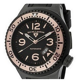 Relógio Swiss Legend Neptune Sl-21819p-bb-11-ra - No Brasil