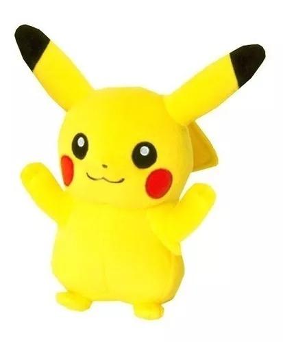 Pelucia Pokemon Go Pikachu