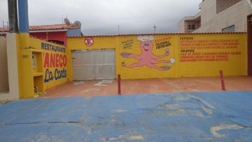 Sobrado Em Frente A Praia Com Restaurante Ref. C1922 S