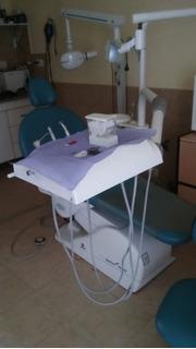 Vendo Sillon Odontológico Sbz Y Compresor De 25 Lts