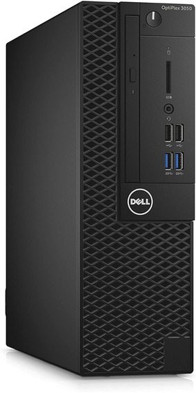Optiplex Dell 3050 500gb Hd 8gb Ram I3 7° Gen Frete Gratis