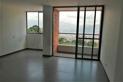 Apartaestudio En Arriendo Loma Del Escobero 473-6531