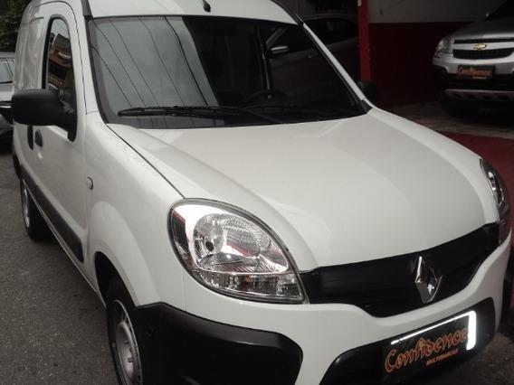 Renault Kangoo 1.6 2018 Completa Com Porta Latera $35990,00