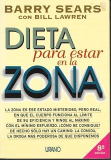 Dieta Para Estar En La Zona - Sears [lea]