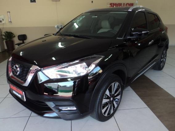 Nissan Kicks 1.6 16v Sl Aut. 5p 2017/2018 Preto