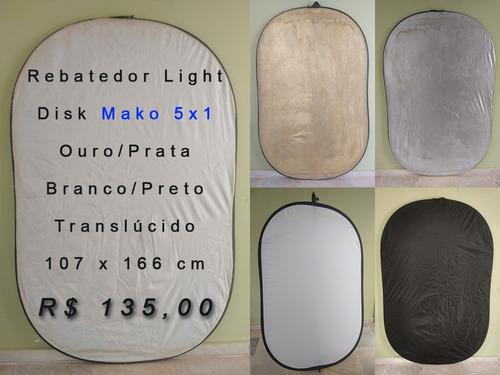Rebatedor 5 X 1 - Mako