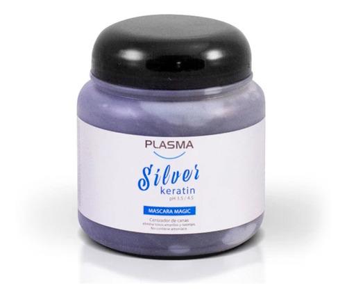 Mascara Plasma Silver 500ml. Nice