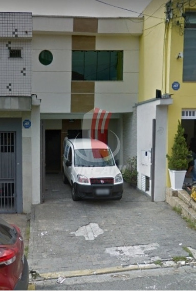 Sala Comercial Para Locação No Bairro Vila Gomes Cardim, 10 M - 4574