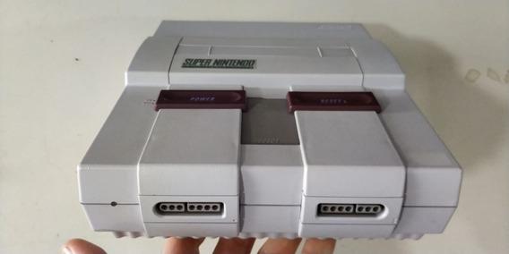 Carcaças Super Nintendo Totalmente Restauradas Original