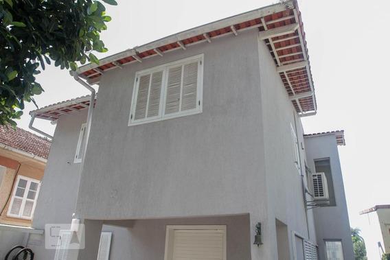 Casa Para Aluguel - Jardim Botânico, 4 Quartos, 450 - 893014355