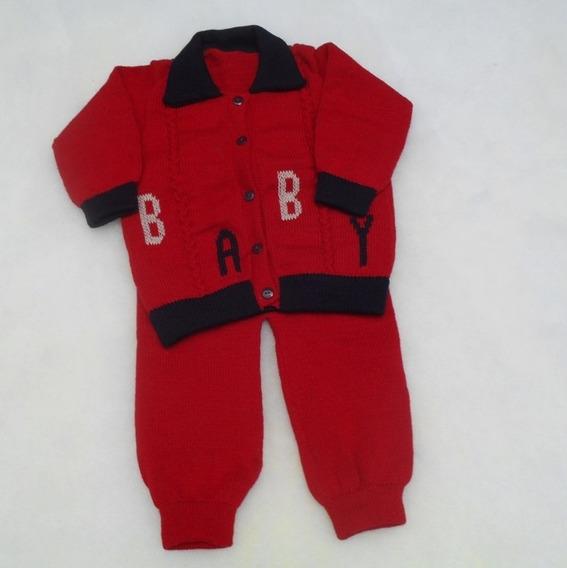 Casaco Calça Meninos Meninas Infantil Bebê Agasalho Ref. 121