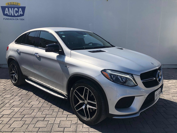Mercedes-benz Clase Gle 3.0 Coupe 43 Amg At 2016