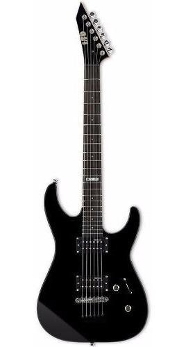 Guitarra Esp Ltd M10 Lm10k Blk Preta Com Bag Grátis Promoção