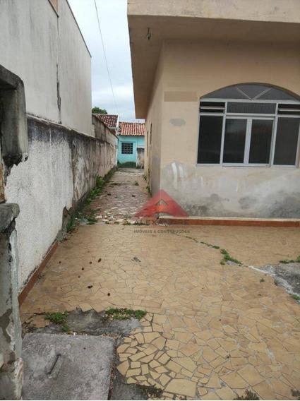 Casa Com 3 Dormitórios À Venda, 150 M² Por R$ 430.000 - Vila Industrial - São José Dos Campos/sp - Ca4040