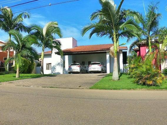 Casa Térrea Para Locação - 3 Dormitórios - Ca17214
