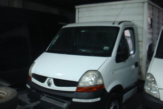 Renault Master 2010 Chasis