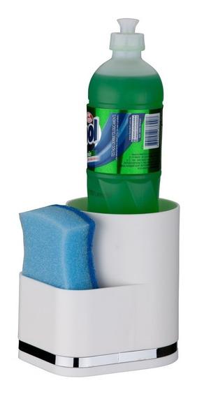 Suporte Organizador Pia Porta Detergente Esponja 1253 Future