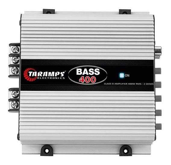 Modulo Taramps Bass 400 400w 1 Canal Amplificador Automotivo