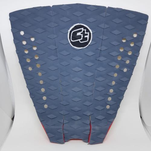 Deck Surf Antiderrapante Ct Wax Dreams Cinza