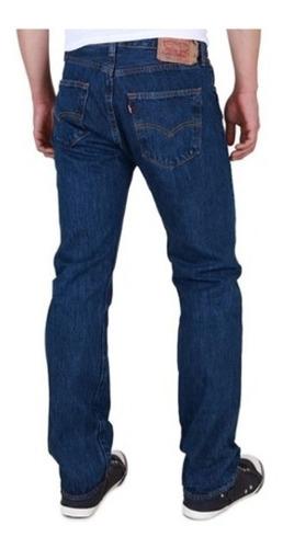 Pantalon Hombre Levis 501 Original Negro Y Azul Mercado Libre