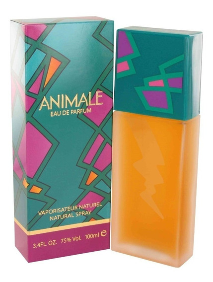 Perfume Animale Feminino Edp 50ml - Original