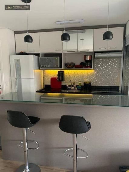 Excelente Apartamento Condomínio Novare Alphaville -70m² - Confira! - Ap2292