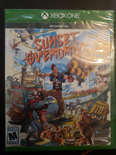 Sunset Overdrive De Xbox One