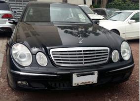 Mercedes Benz Clase E Blindado De Planta B4