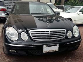 Mercedes Benz E500 Blindado De Planta B4