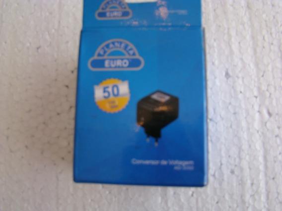 Conversor Voltagem Entrada 110 V Saída 220 V 50 W Super Tech