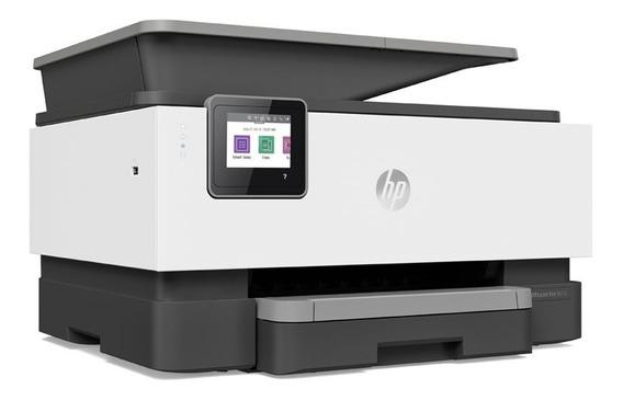 Impressora Multifuncional Hp Pro 9010 Jato De Tinta Color