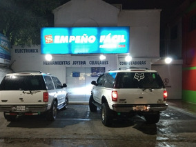 Ford Expedition 5.4 Eddie Bauer Piel 4x2 At 1997