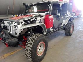 Flamante Jeep Wrangler Modificado Posible Cambio X 911