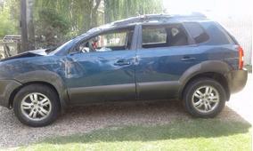 Yundai Tucson Chocada Volcada Deuda 426000 Pesos Permuto