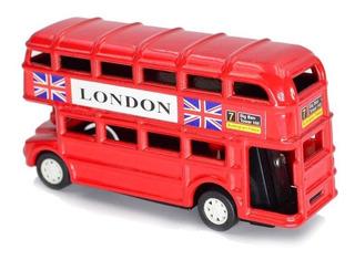 Adorno Escritorio Bus Colectivo Inglaterra Londres Souvenir