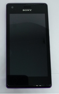 Sony Xperia M C2004 Roxo 4gb C/ Defeito S/ Garantia