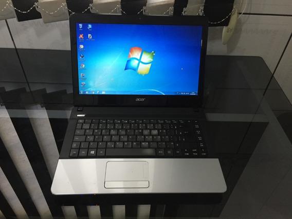 Notebook Acer Aspire E1 - 1.4 Ghz - Ram 2gb - Hd 500gb