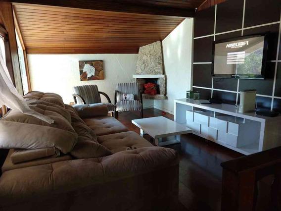 Venda Casa Térrea C/3 Dorms Sendo 1 Suítes Condomínio Aruã