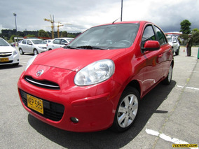 Nissan March Advance At 1600cc 2ab