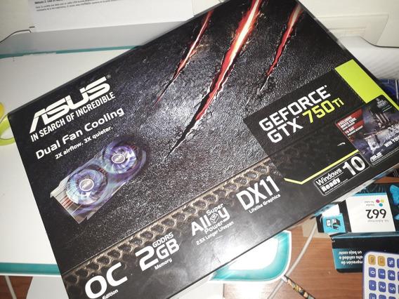 Placa De Video Geforce Gtx 750 Ti 2gb