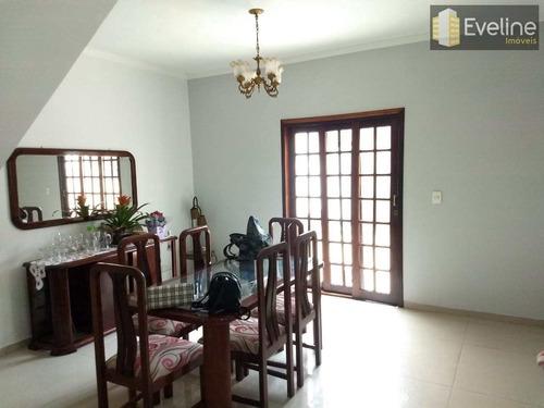 Sobrado Com 3 Dorms, Vila Suissa, Mogi Das Cruzes - R$ 650 Mil, Cod: 1983 - V1983