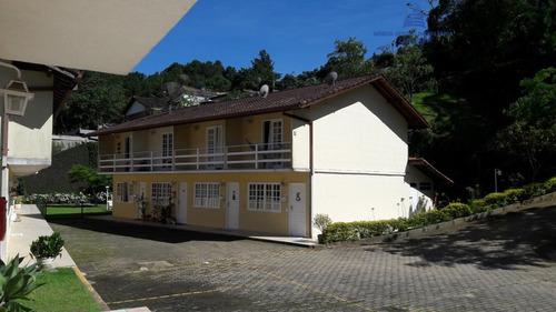 Casa A Venda No Bairro Bom Retiro Em Teresópolis - Rj.  - Ca 0159-1
