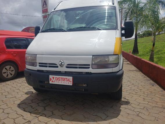 Renault Master 2.5 Dci Escolar L1h1 16 Lugares 16v Diesel