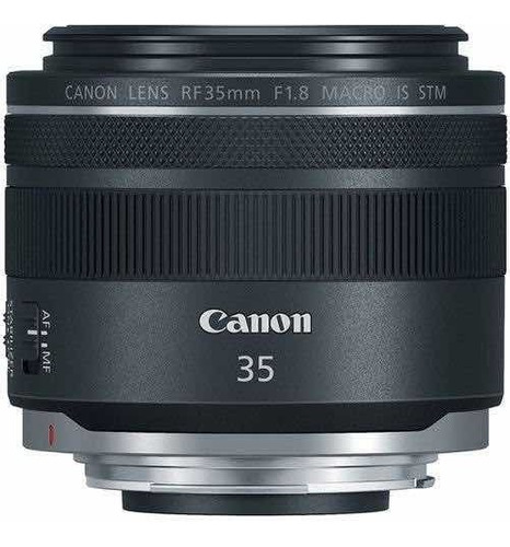 Imagem 1 de 5 de Lente Canon Rf 35mm F/1.8 Macro Is Stm
